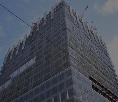 鋼構造物工事・鉄骨工事一式